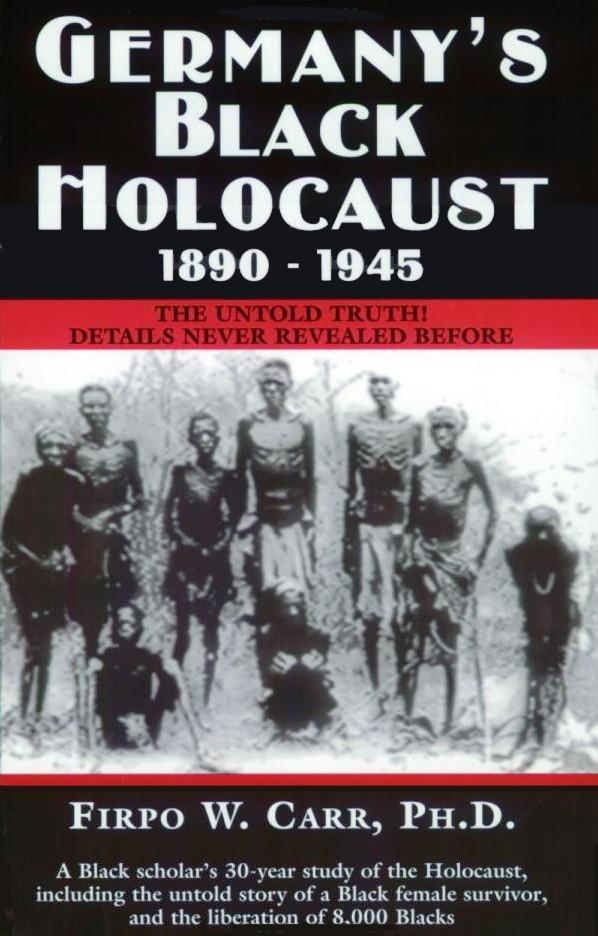 Image result for black people and the holocaust